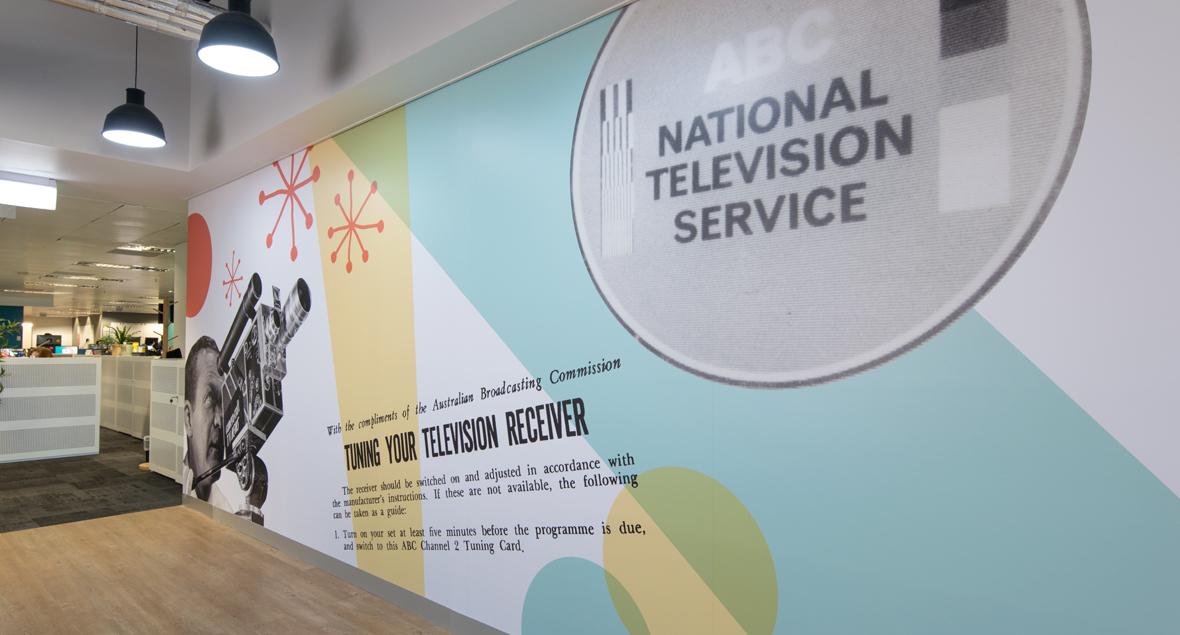ABC, Signage Design, Black Squid Design
