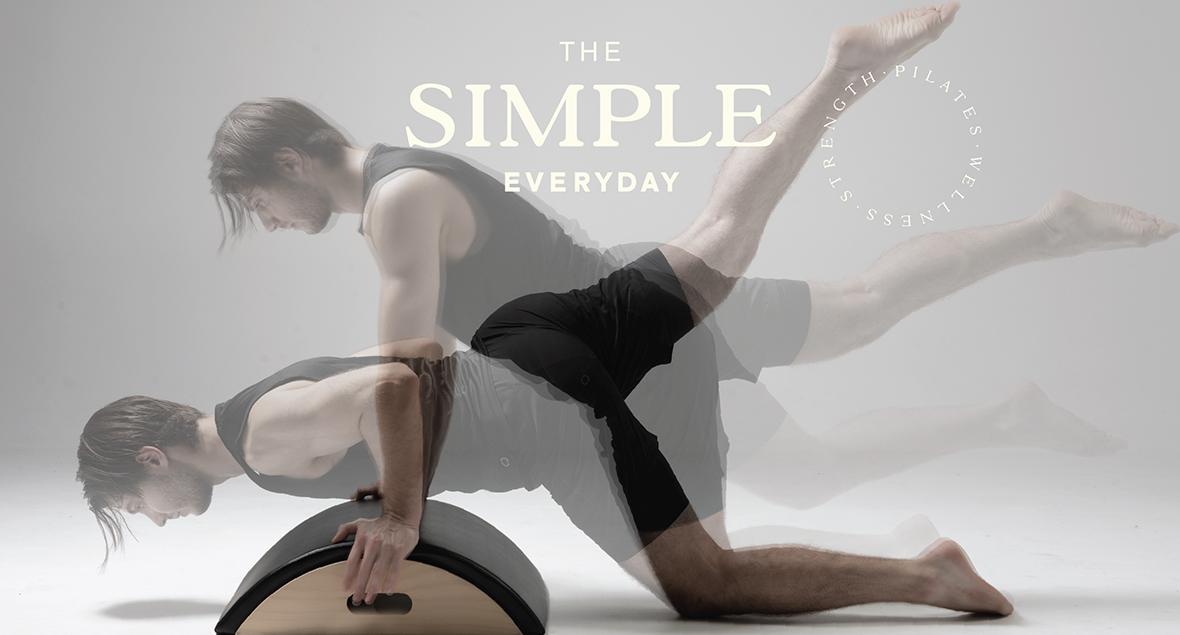 The Simple Everyday, Art Direction, Logo Design, Black Squid Design